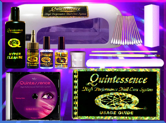Quintessence Deluxe UV / LED Gel Nail System
