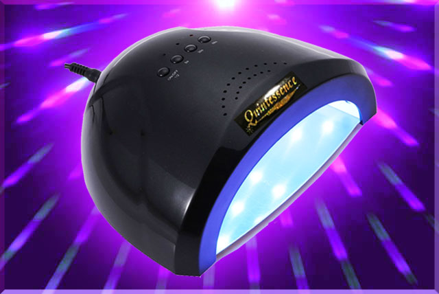 Quintessence LED / UV Dual Output Lamp