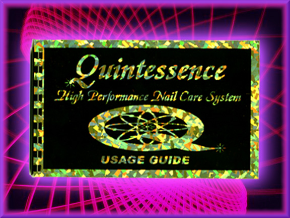 Quintessence Nail Care Training Usage Guide